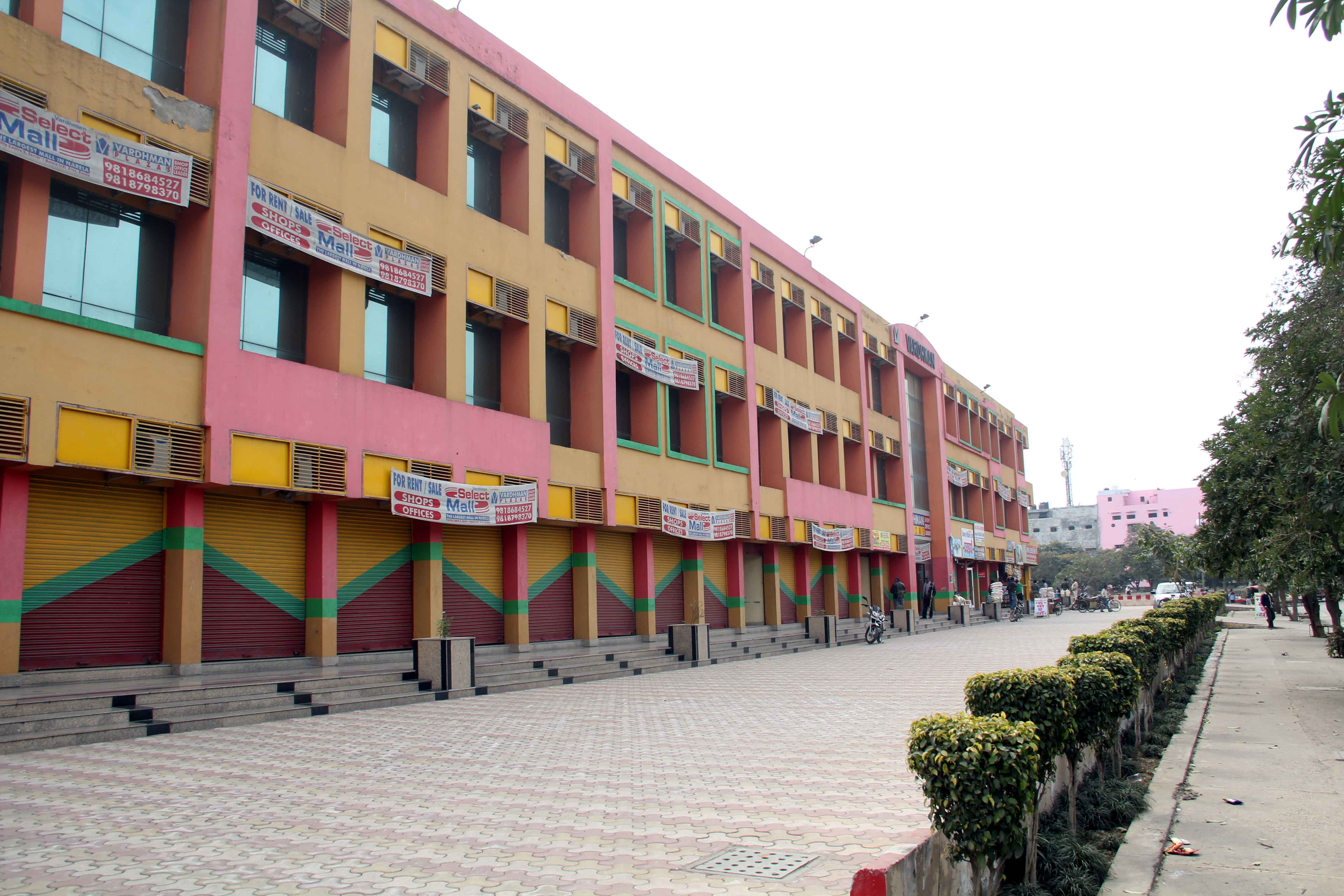 Vardhman Mall | Commercial property for sale In Sector 5, Bawana